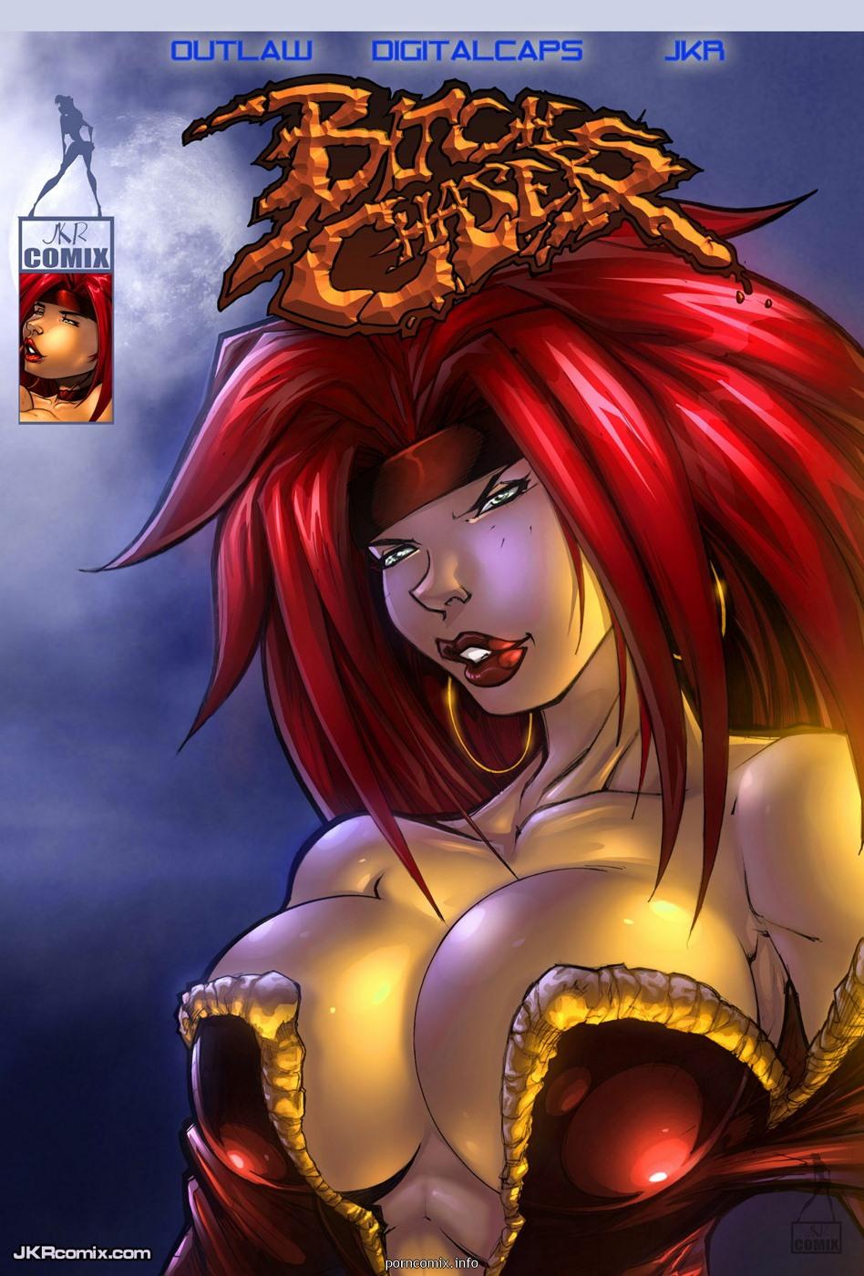 Porn Comics - JKR- Bitch Chasers porn comics 8 muses