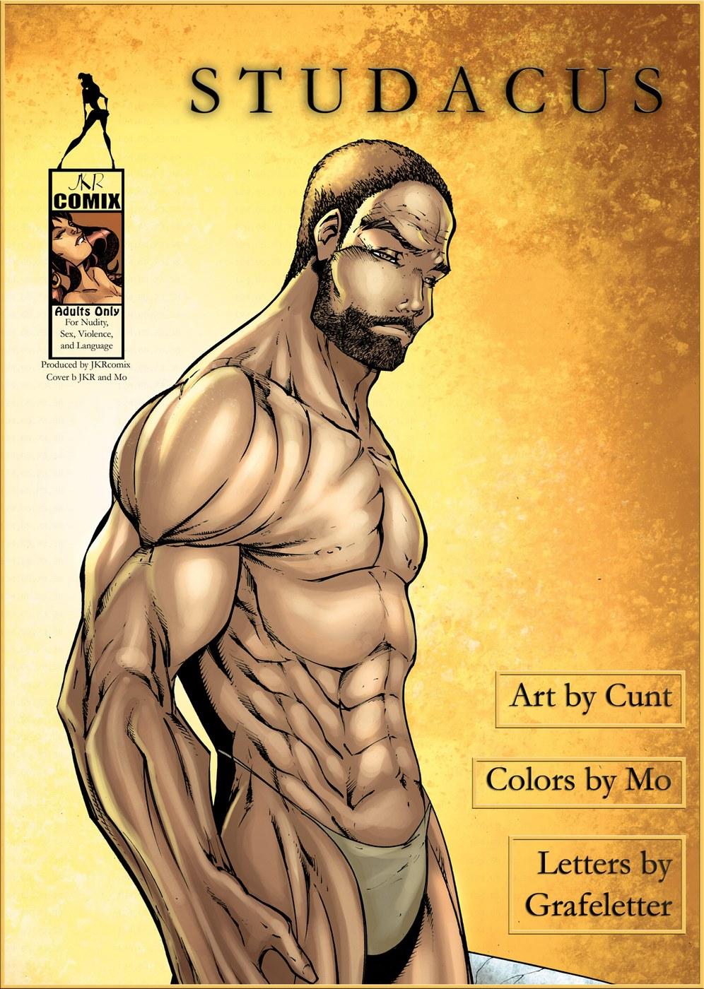Porn Comics - Studacus- JKRComix porn comics 8 muses