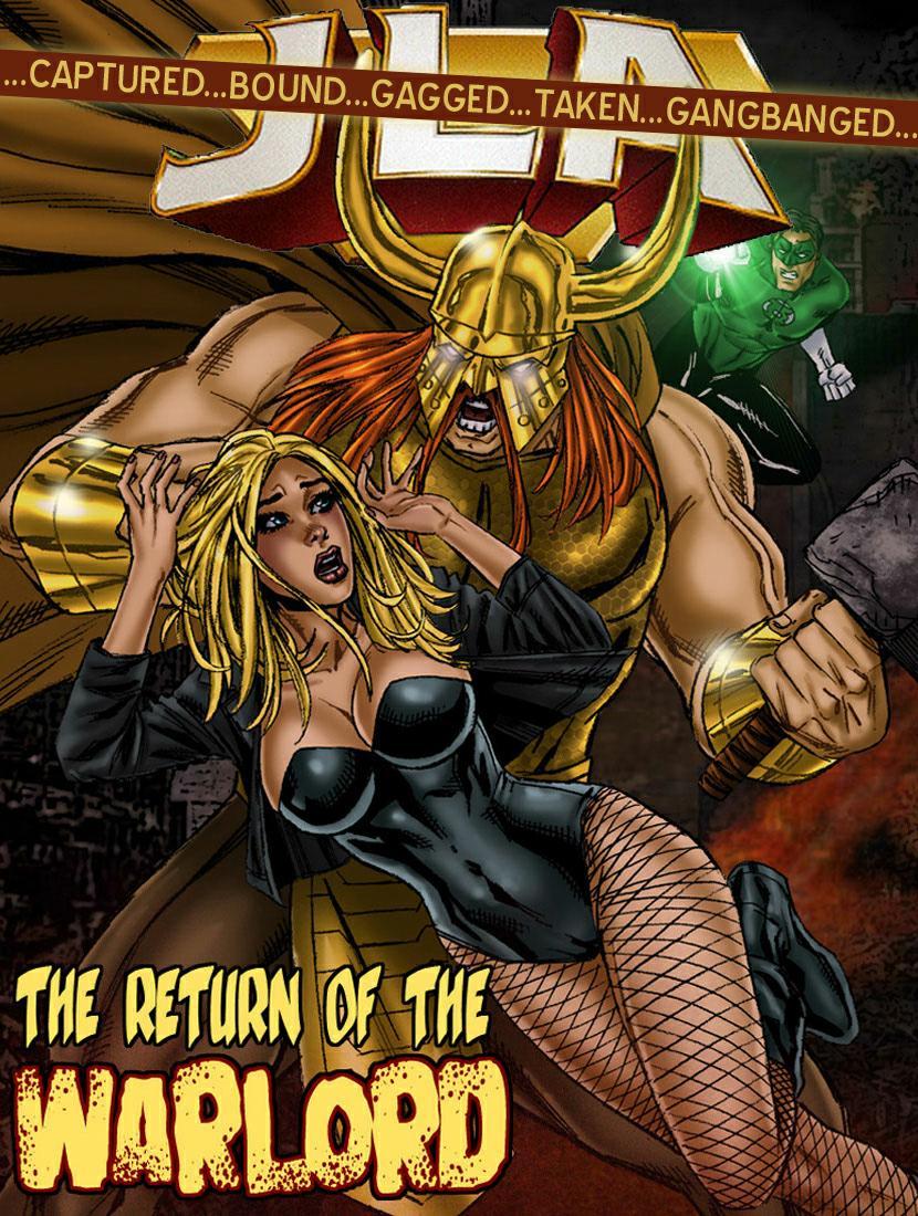 Porn Comics - JLA-The Return of the Warlord porn comics 8 muses