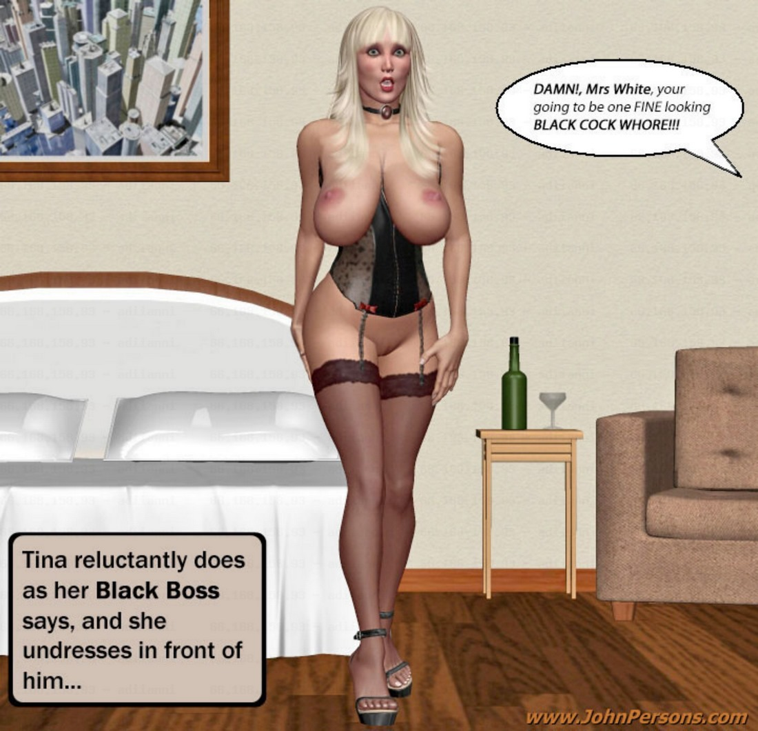 Porn Comics - John Persons – Blonde In Office 1 porn comics 8 muses