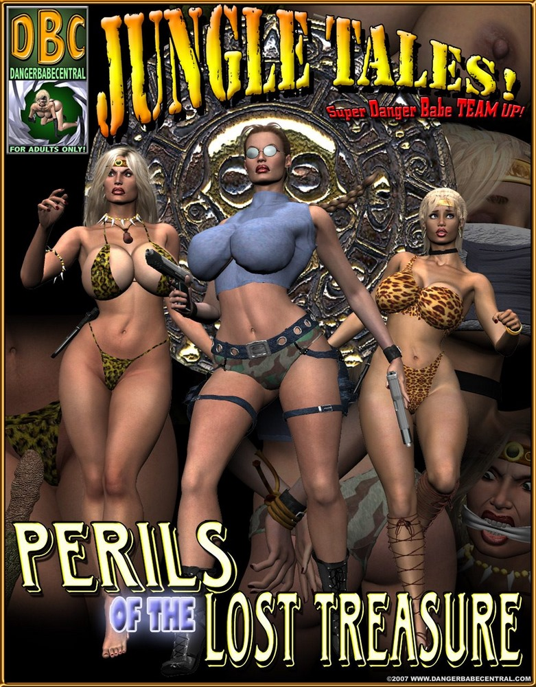 Jungle Tales-Perils Of The Lost Treasure image 01