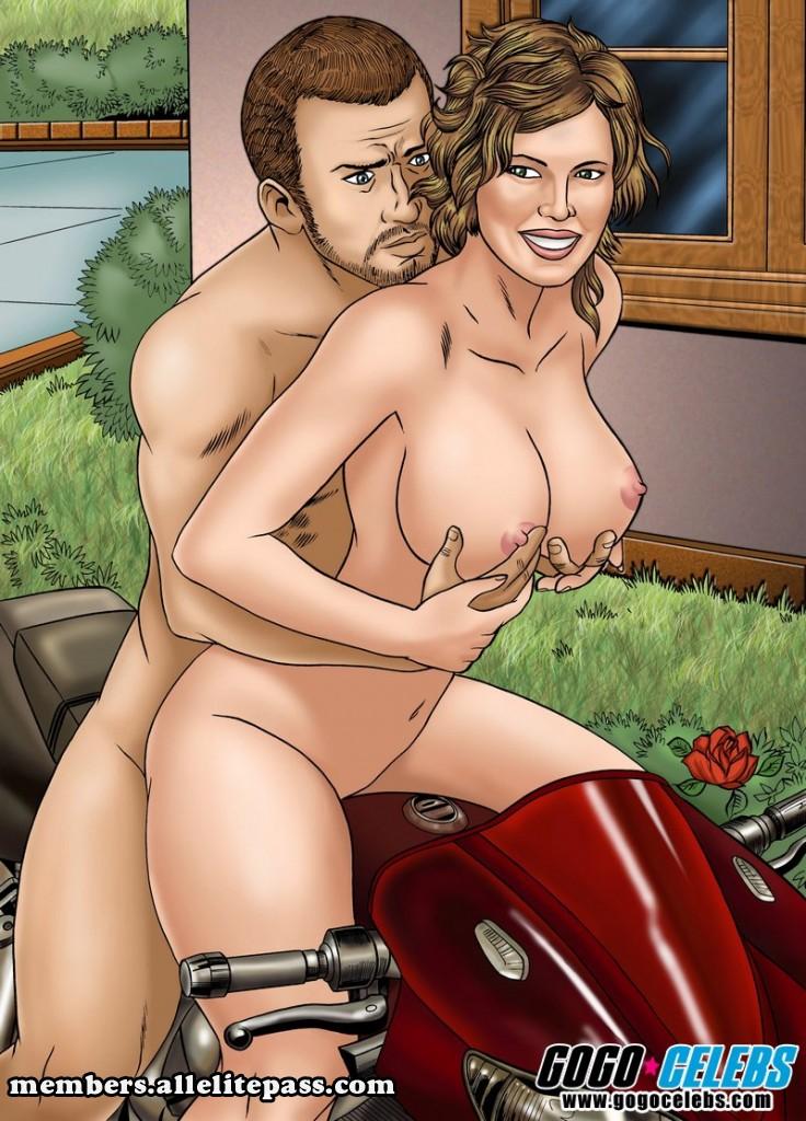 Porn Comics - Justin Timberlake & Cameron Diaz porn comics 8 muses