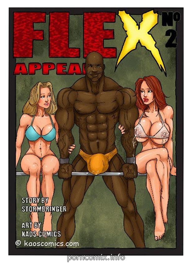 Porn Comics - Kaos Flex Appeal 2 porn comics 8 muses