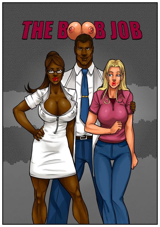 Porn Comics - The Boob Job porn comics 8 muses
