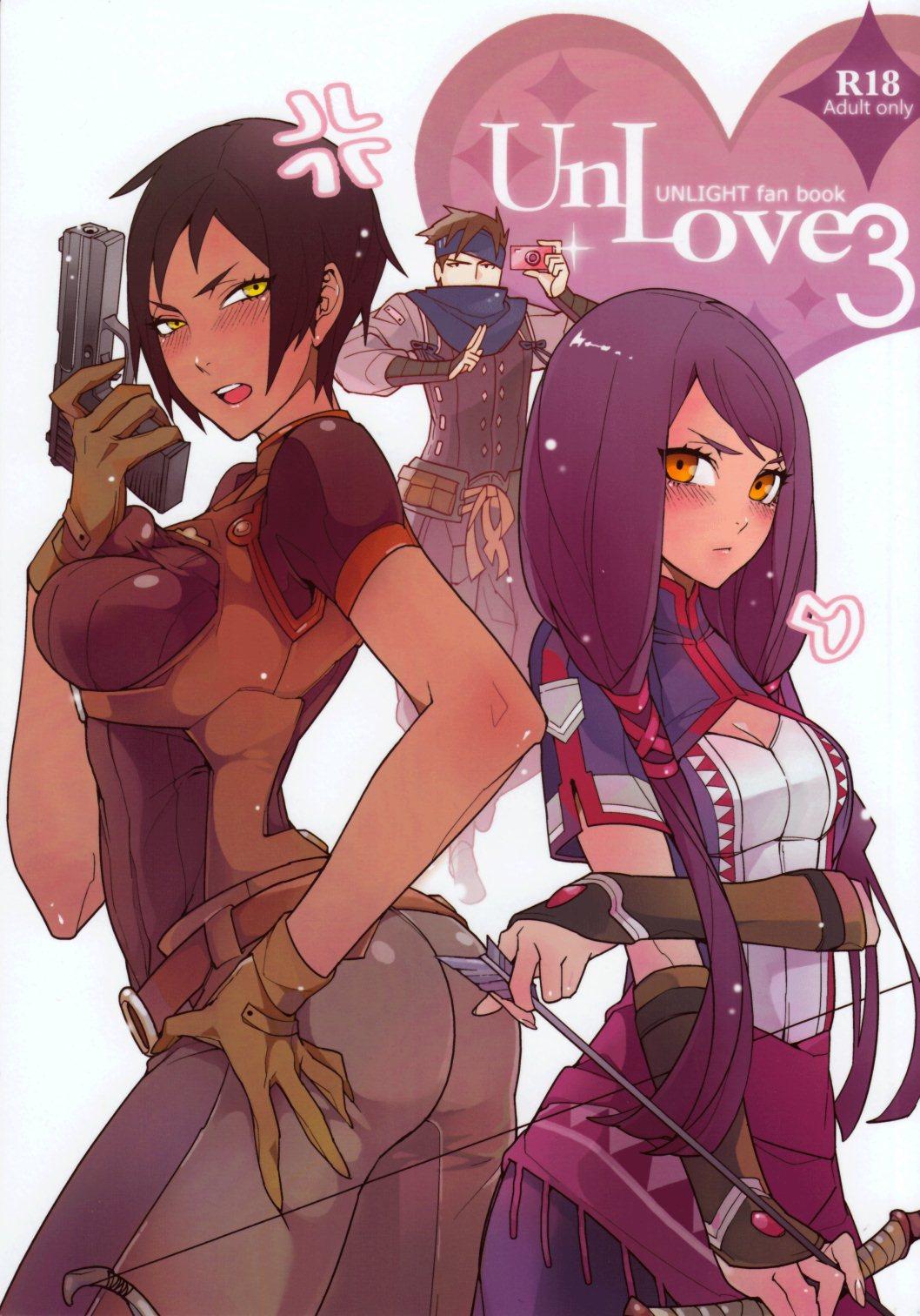 Porn Comics - Karei -UnLove 3 Unlight Fan Book porn comics 8 muses