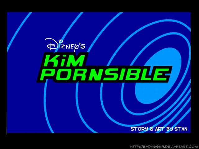 Kim Pornsible- Kim Possible image 01