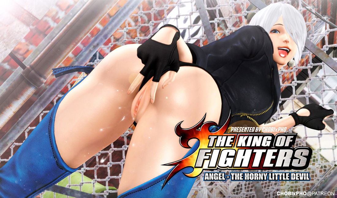 Porn Comics - King of Fighters- Angel the Horny Devil porn comics 8 muses
