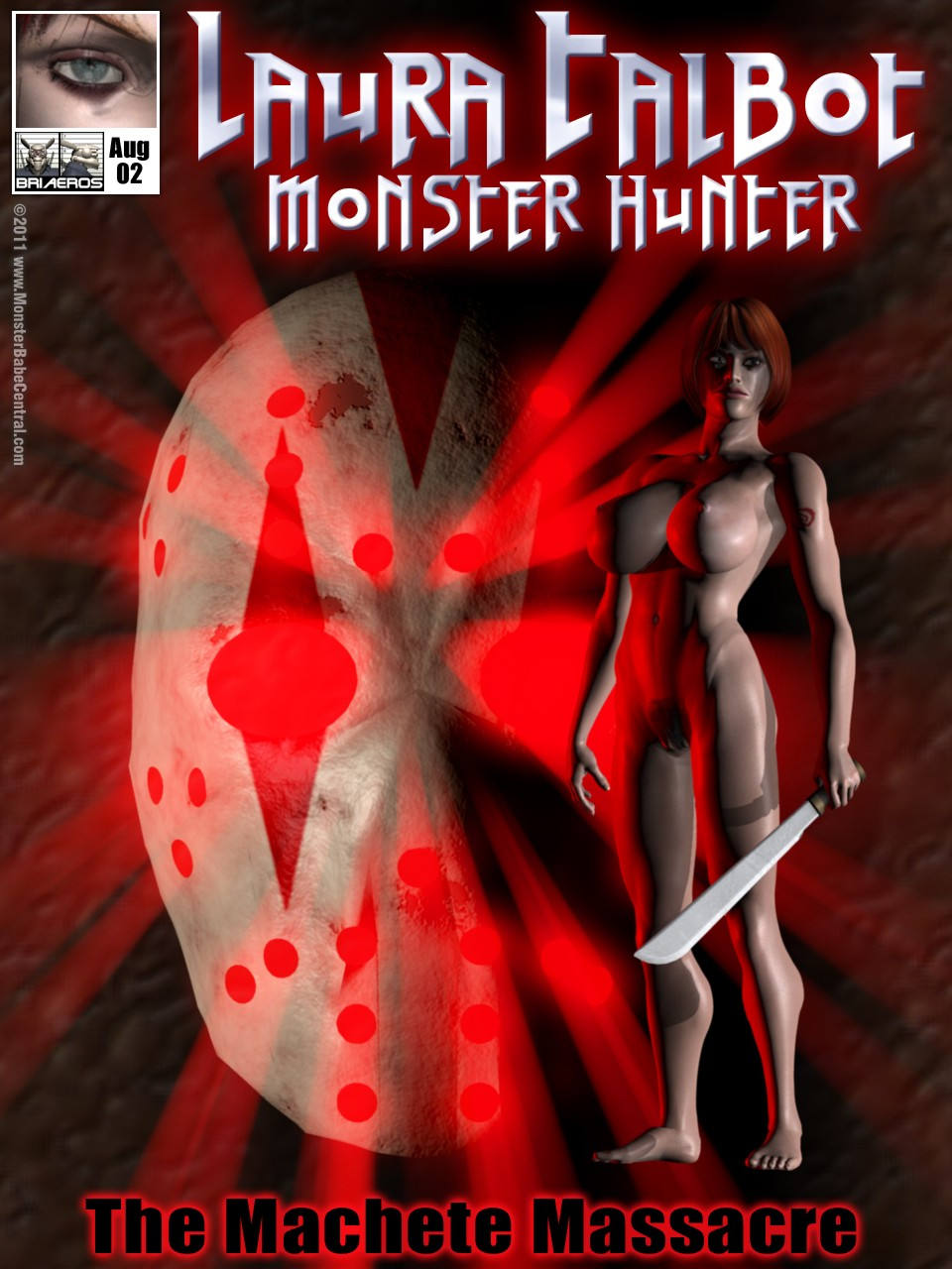 Porn Comics - Laura Talbot Monster Hunter – Issue 2 porn comics 8 muses