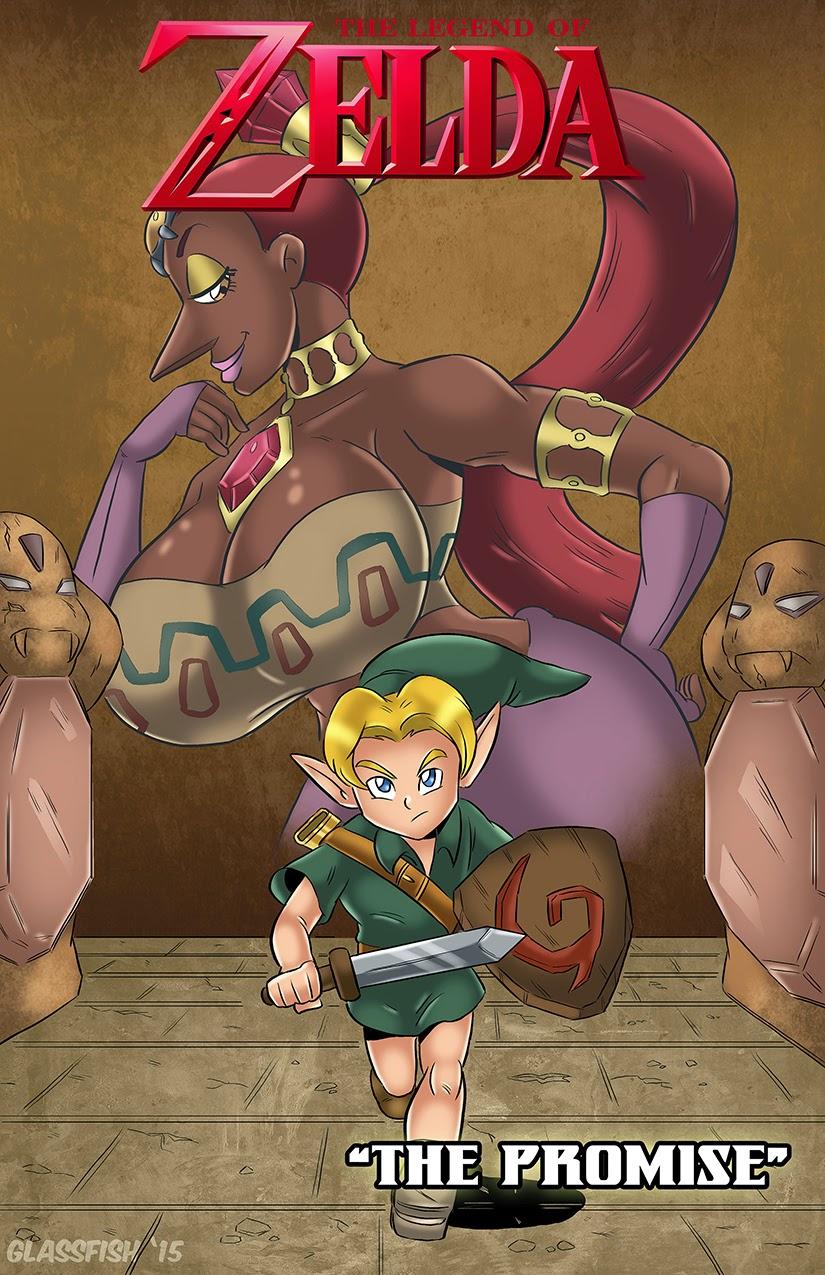 Legend of Zelda – The Promise, Glassfish image 01