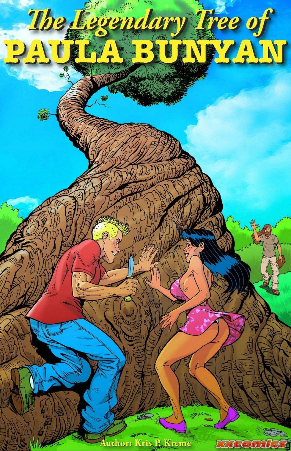 Porn Comics - Legendary Tree-Paula Bunyan 1 porn comics 8 muses