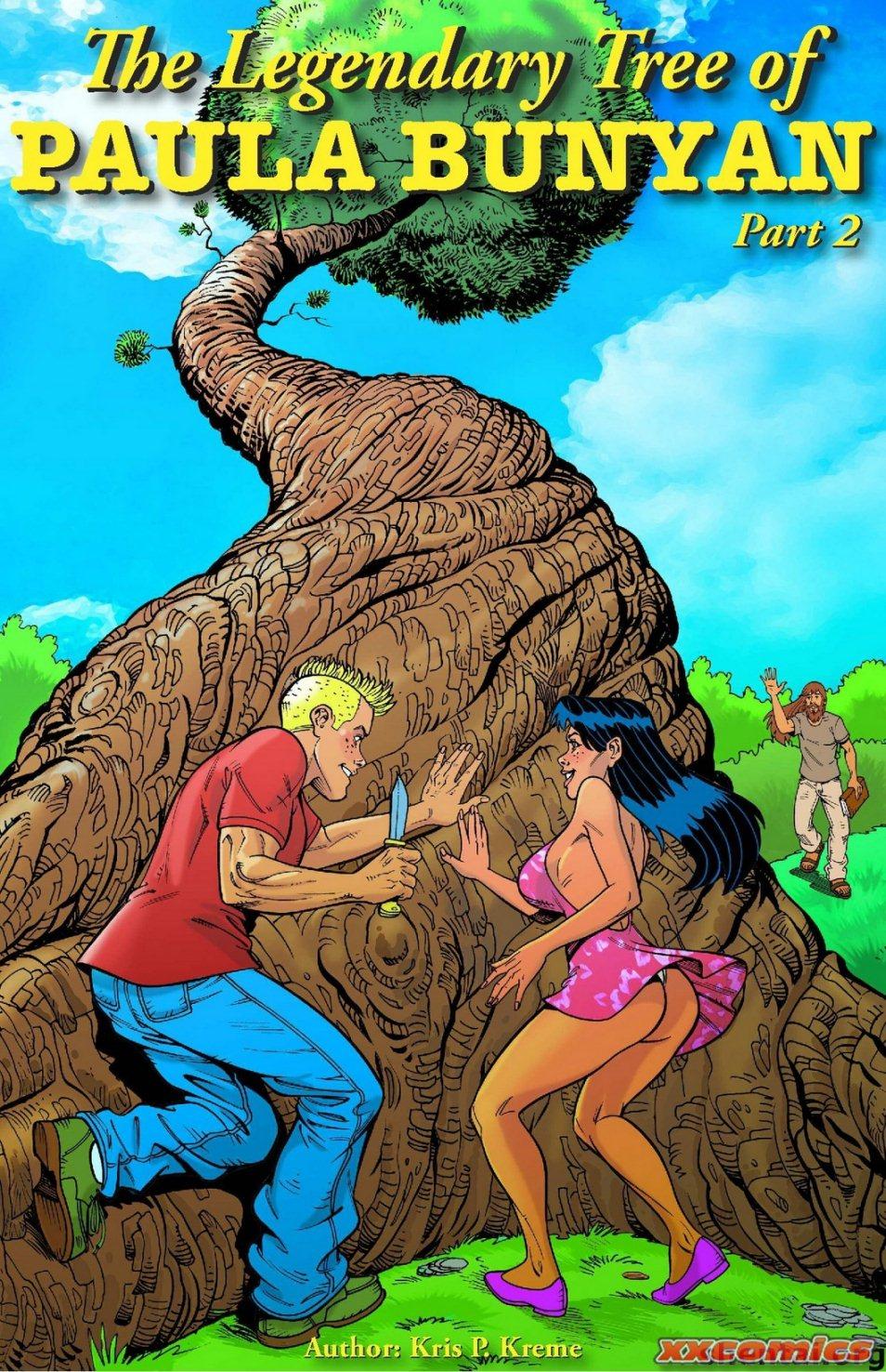Porn Comics - Legendary Tree -Paula Bunyan 2 porn comics 8 muses