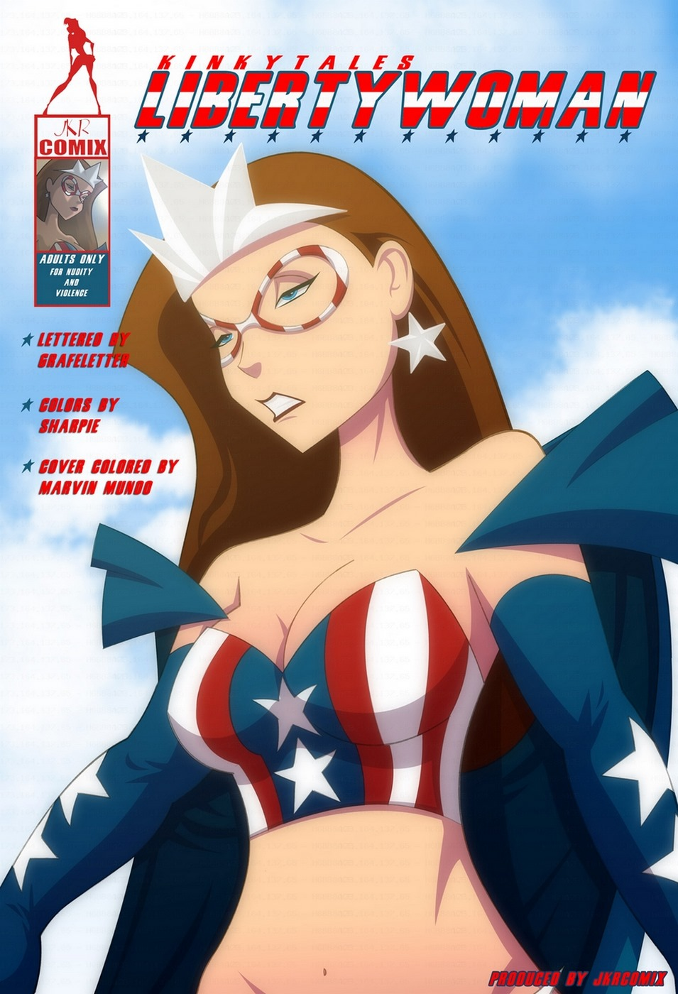 Porn Comics - Liberty Woman porn comics 8 muses