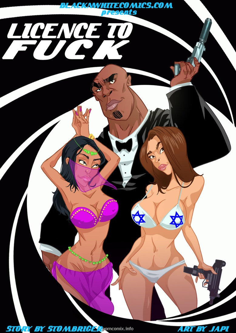 Porn Comics - License To Fuck- BNW porn comics 8 muses