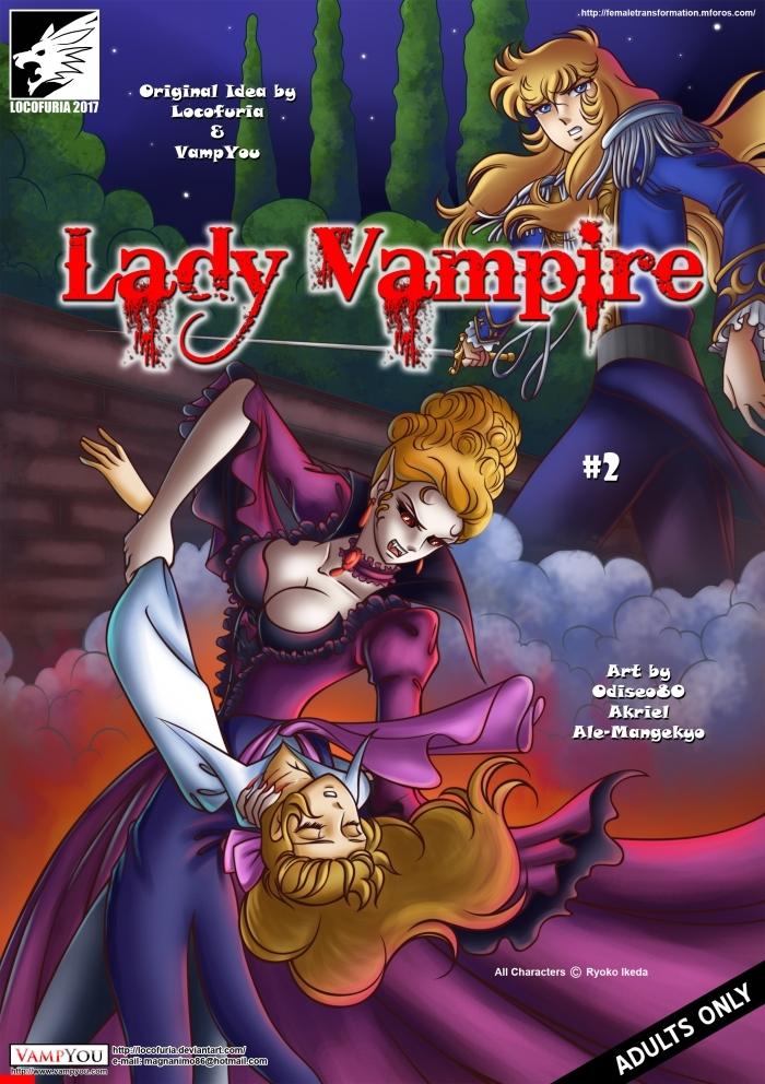 Locofuria- Lady Vampire 2 image 1