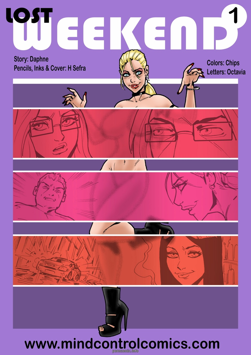 Porn Comics - Lost Weekend 1- MCC porn comics 8 muses