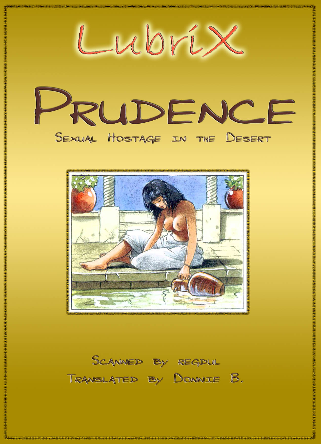 Porn Comics - (LubriX) Prudence (Donnie B) English] porn comics 8 muses