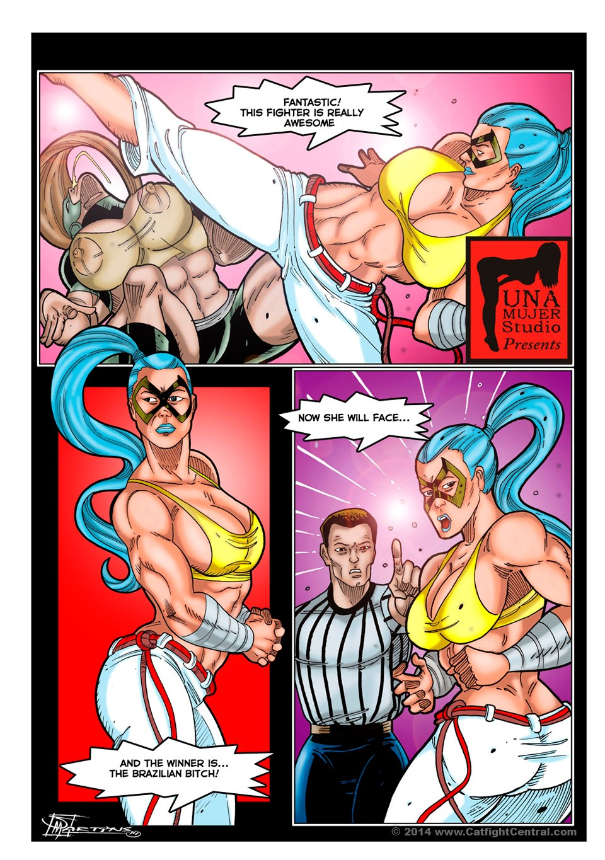 Lucha Libre XXX Part 12-13 image 01
