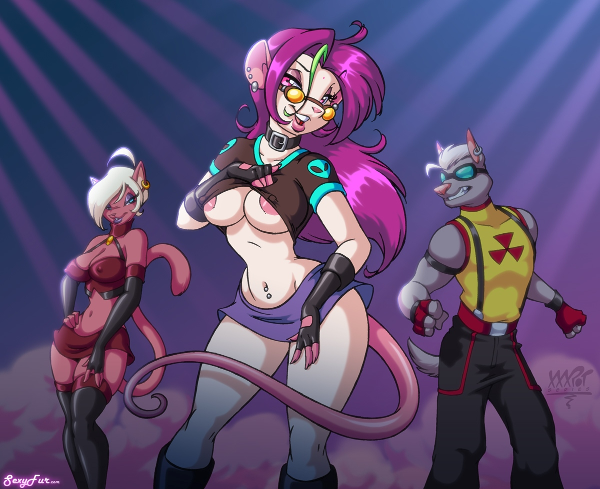 Lustful Dance- Sexyfur image 1