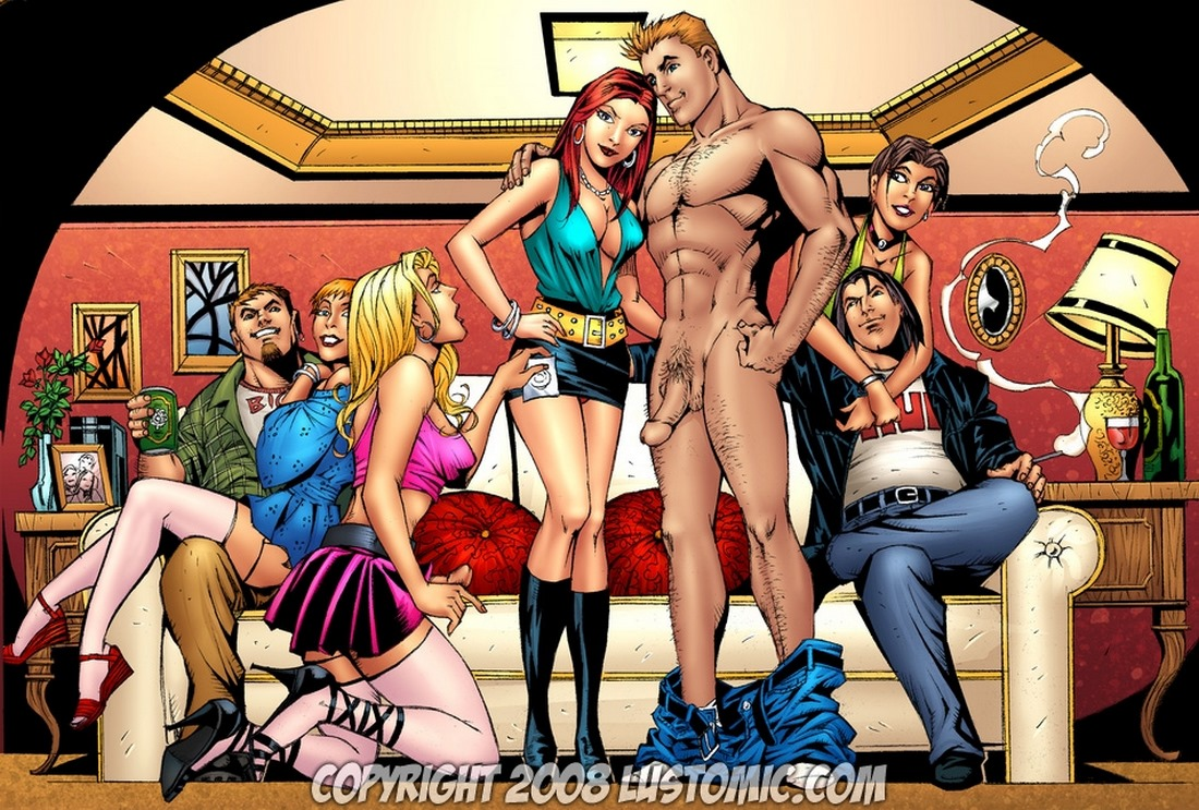 Porn Comics - Lustomic-Chloe Gets Even porn comics 8 muses