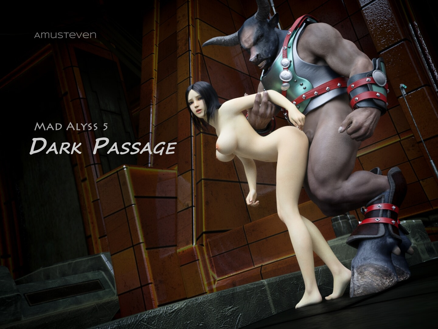 Mad Alyss 5- Dark Passage- Amusteven image 1