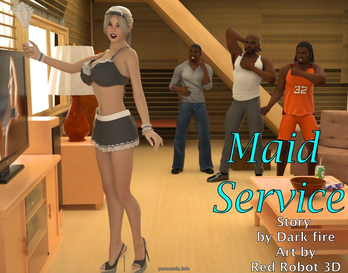 Porn Comics - Maid Service- BNW porn comics 8 muses