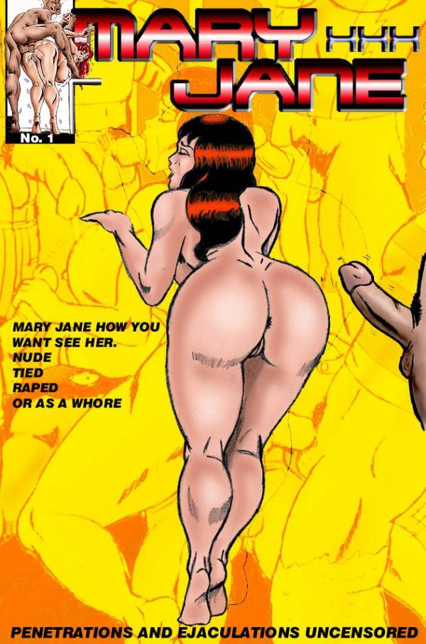 Mary Jane XXX (Spider-Man)- Wolverino image 1