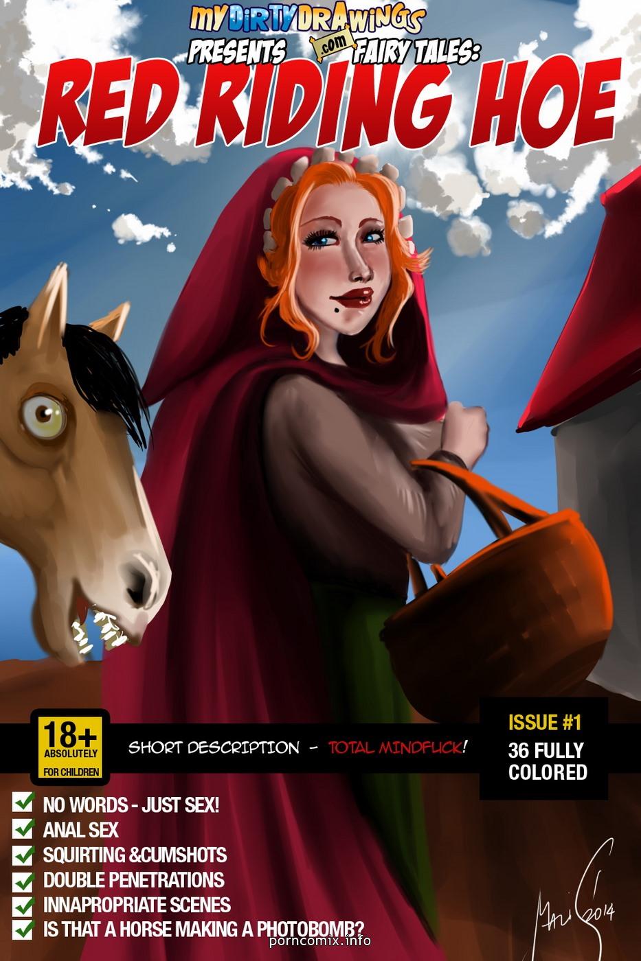 Mavruda – Red Riding Hoe image 01