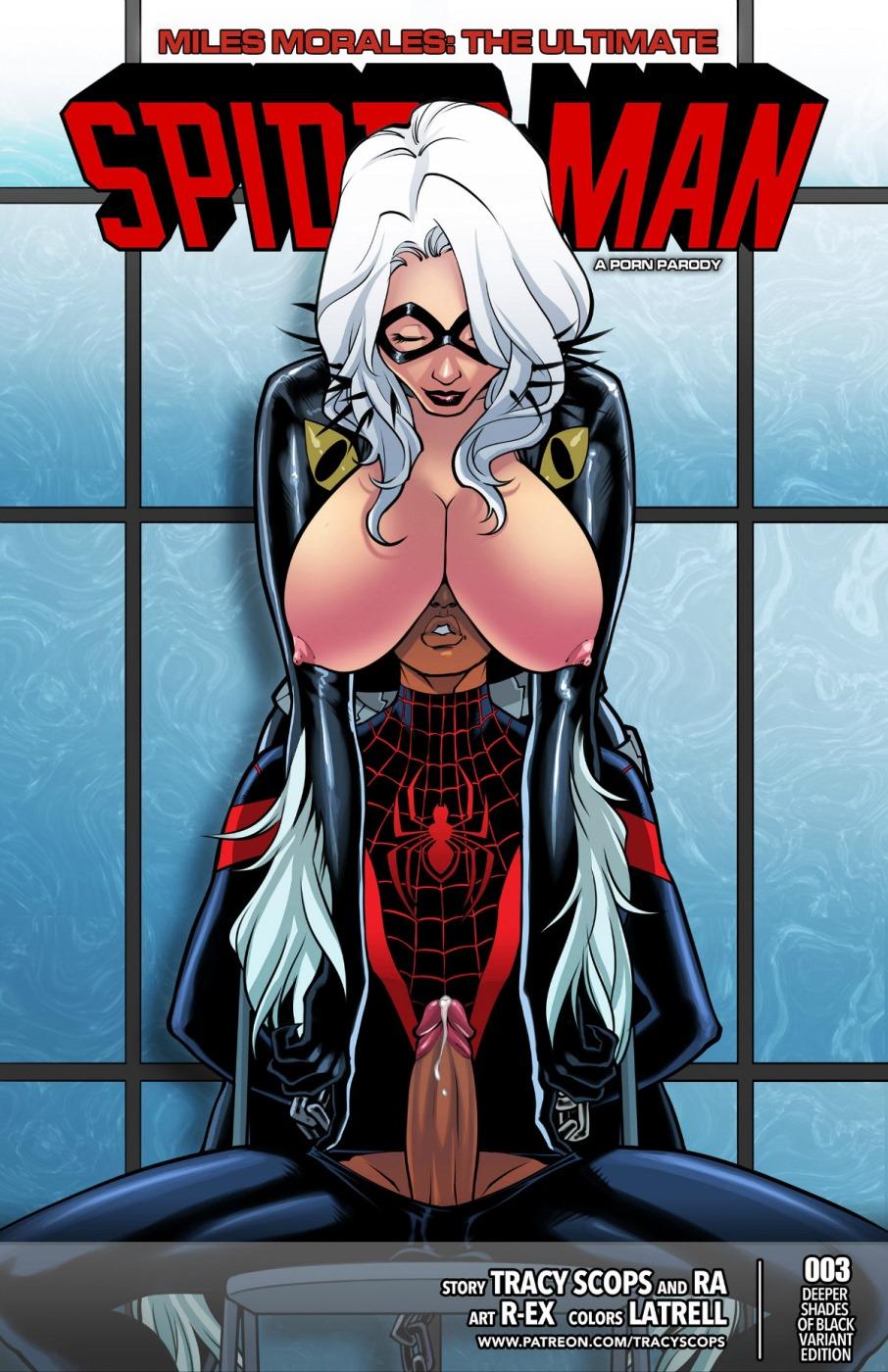 Porn Comics - Miles Morales- Ultimate Spider-Man 3 porn comics 8 muses