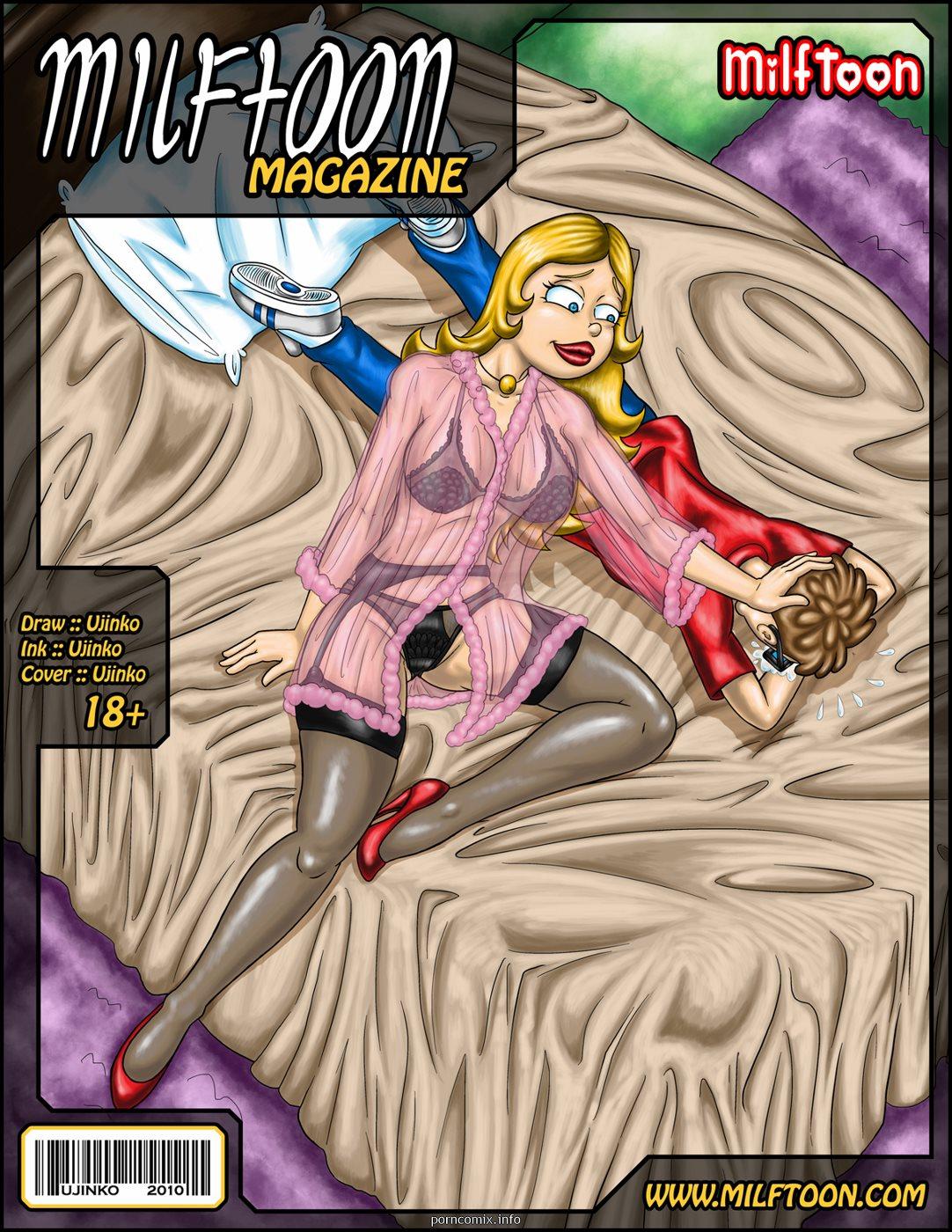 Porn Comics - Milftoon- Americunt Mom porn comics 8 muses