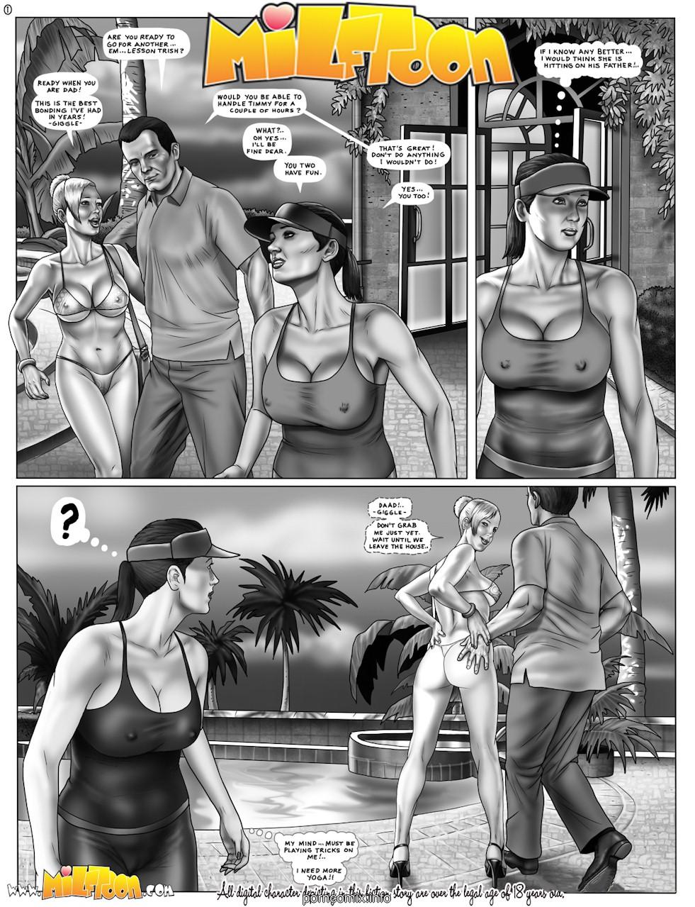 Porn Comics - Milftoon – Grand Fuck Auto porn comics 8 muses