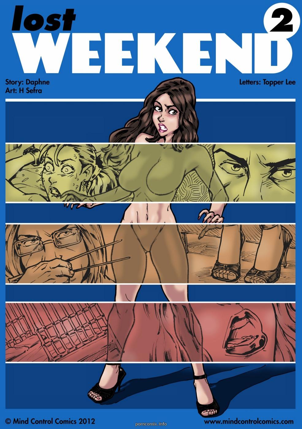 Porn Comics - Lost Weekend 02- MCC porn comics 8 muses