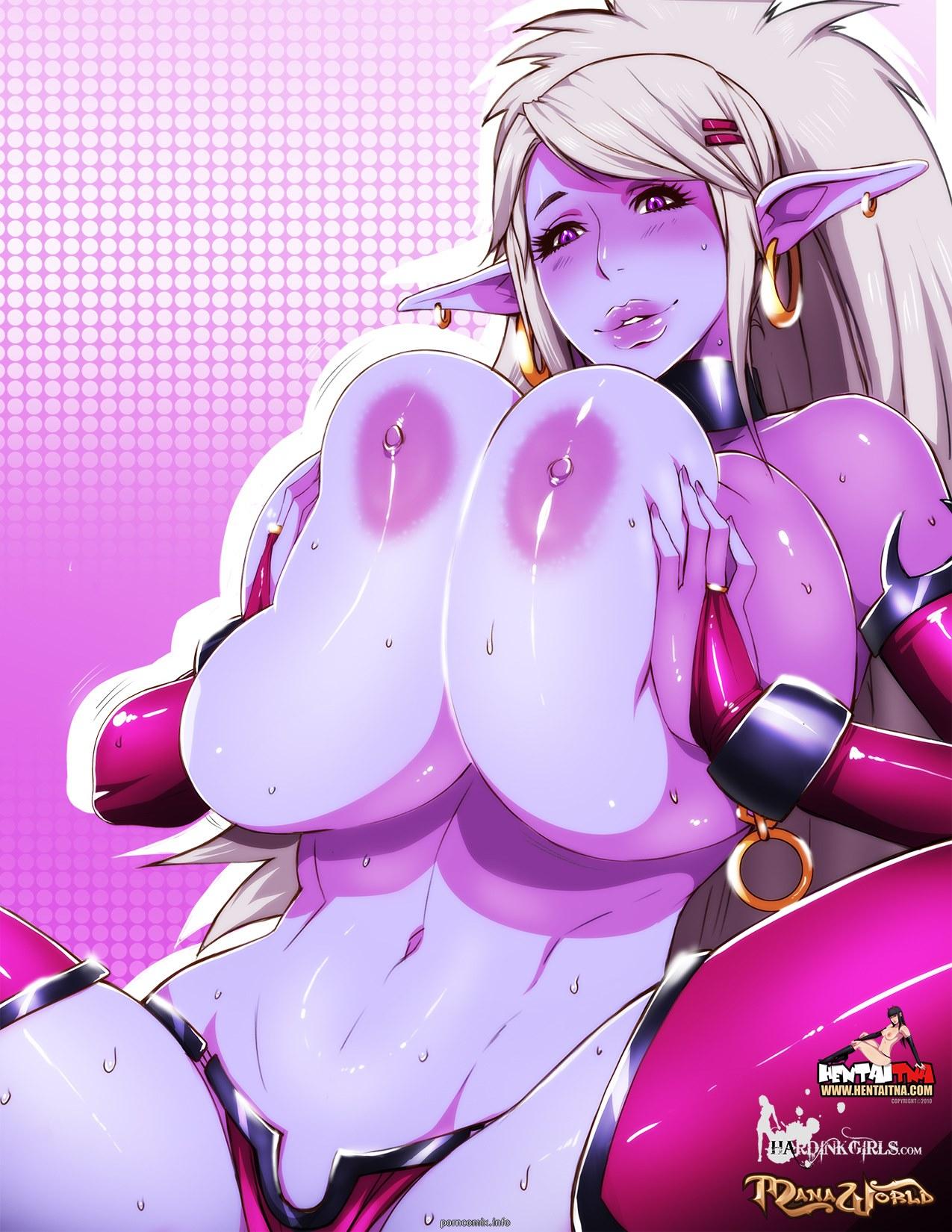 Porn Comics - Mana- Mirror Mirror porn comics 8 muses