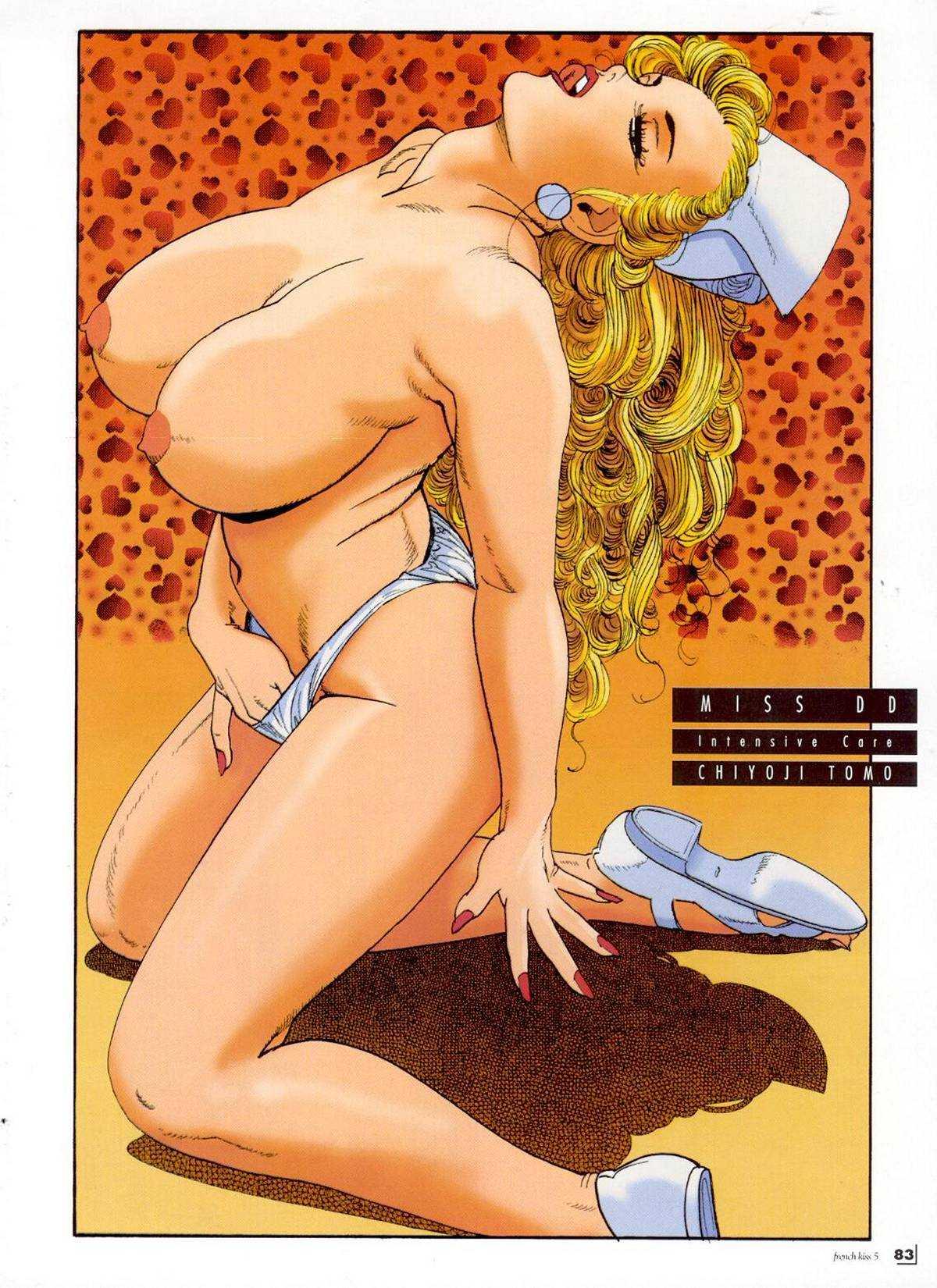Porn Comics - Miss DD Intensive Care porn comics 8 muses