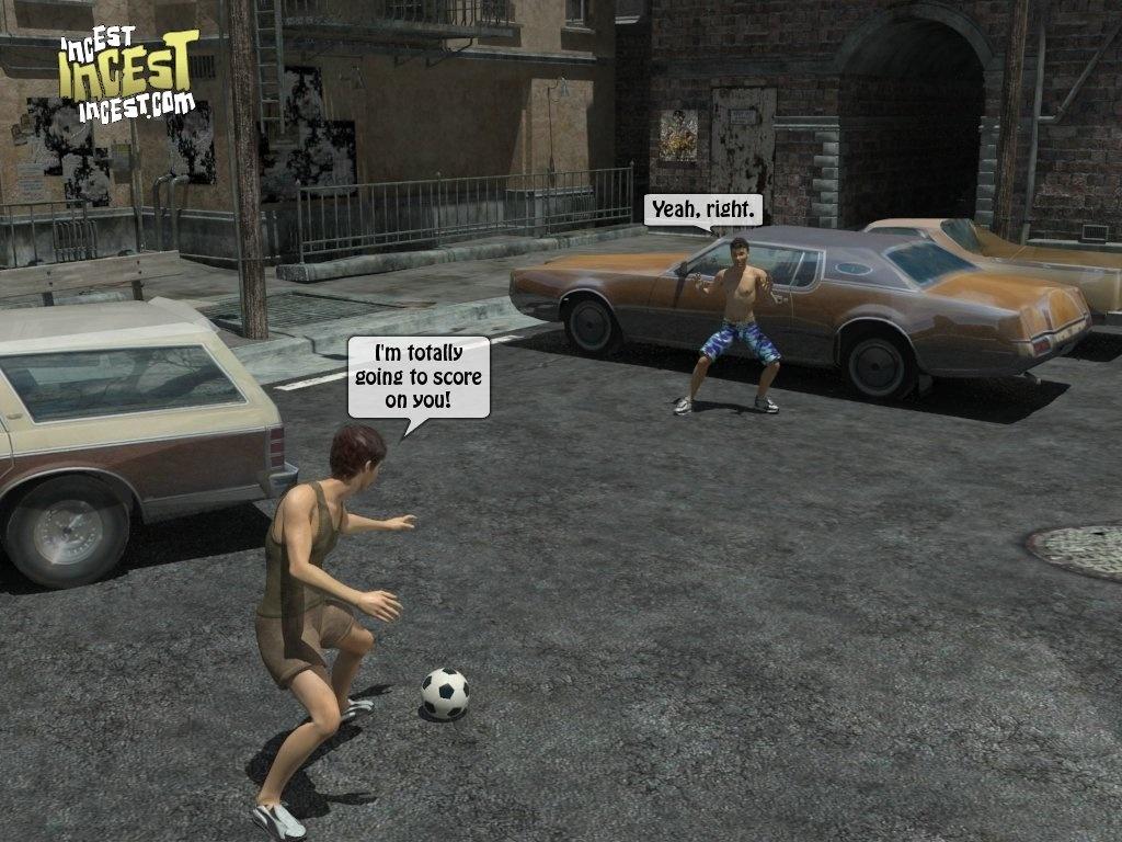 Porn Comics - Mom And Her Bad Boy- 3D Incest porn comics 8 muses
