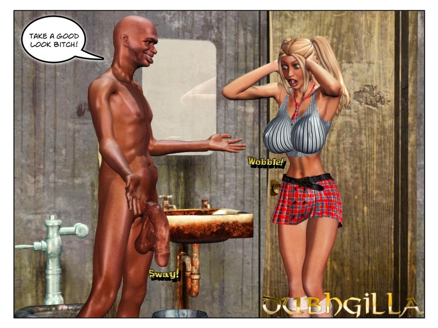 Porn Comics - Monster Cock-Tim asha porn comics 8 muses