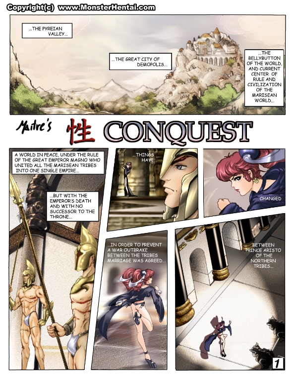 Monster Hentai- Conquest image 01