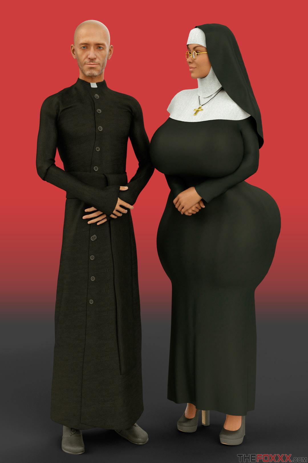 Porn Comics - Mother Hoare & Father Assman- The Foxxx porn comics 8 muses