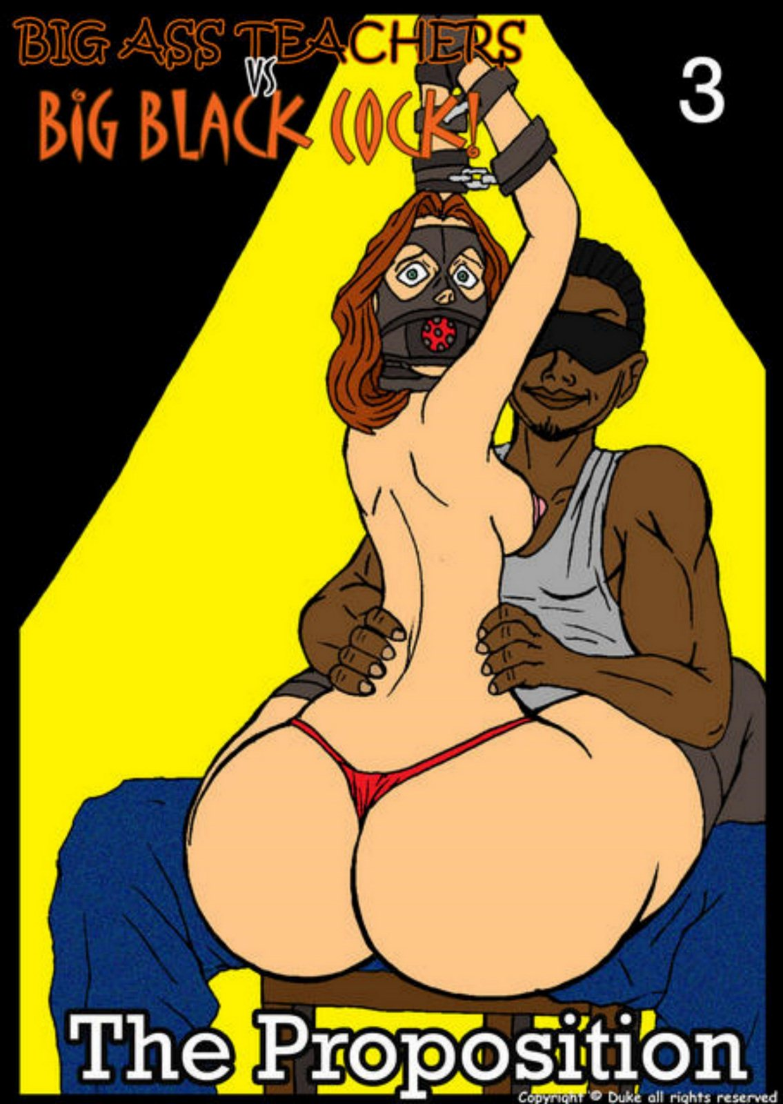 Porn Comics - Mrs.Keagan – The Proposition 3 porn comics 8 muses