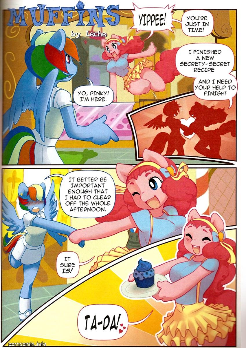 Porn Comics - My Little Pony Muffins porn comics 8 muses