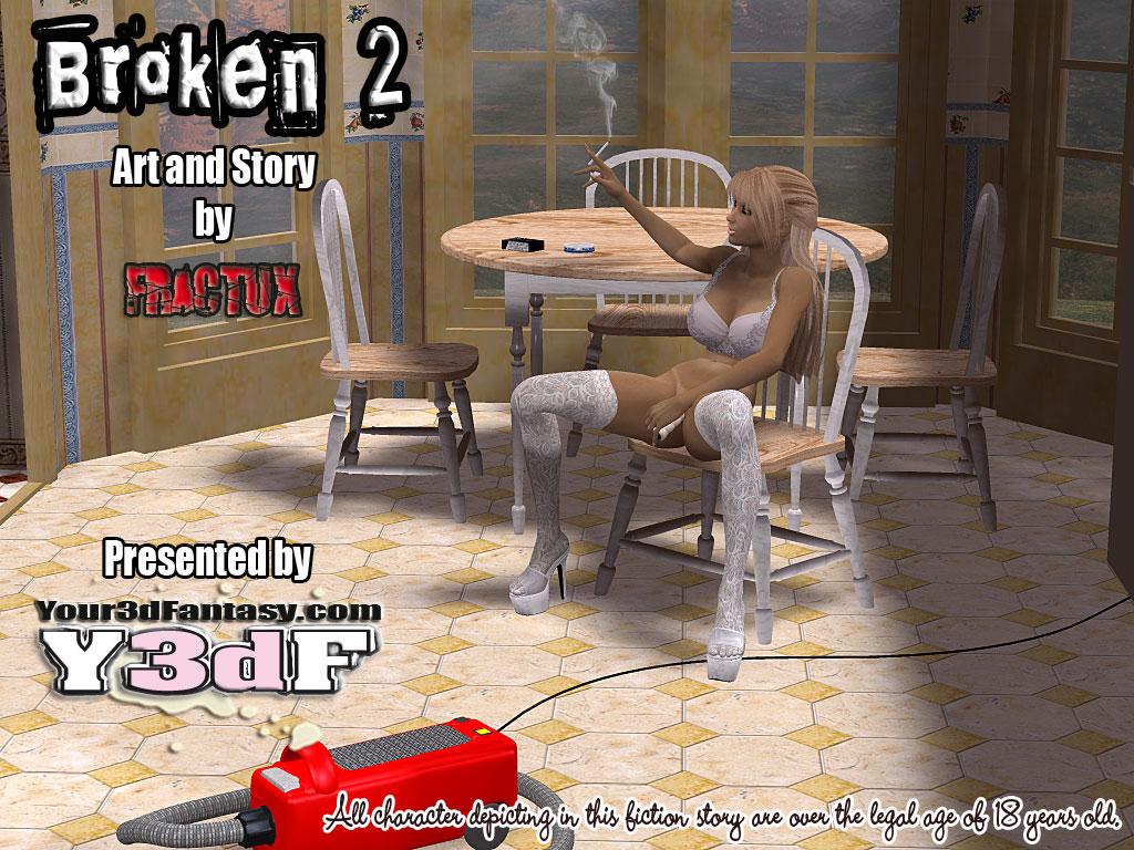 Porn Comics - Y3DF – Broken 2 porn comics 8 muses