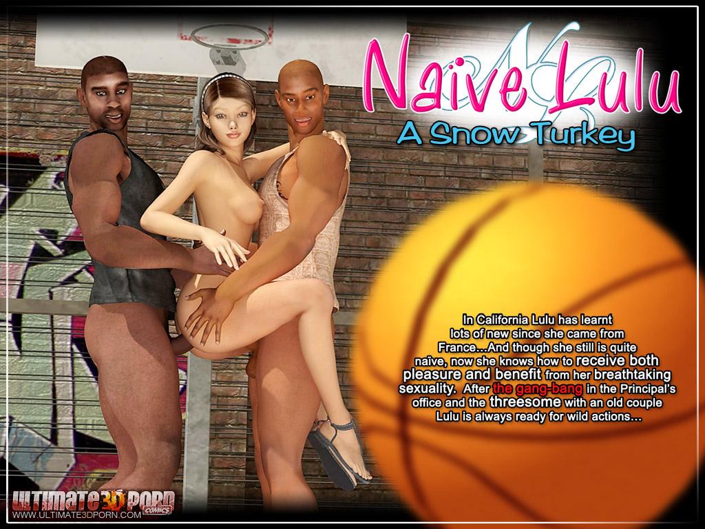 Porn Comics - Naive Lulu- A Snow Turkey porn comics 8 muses
