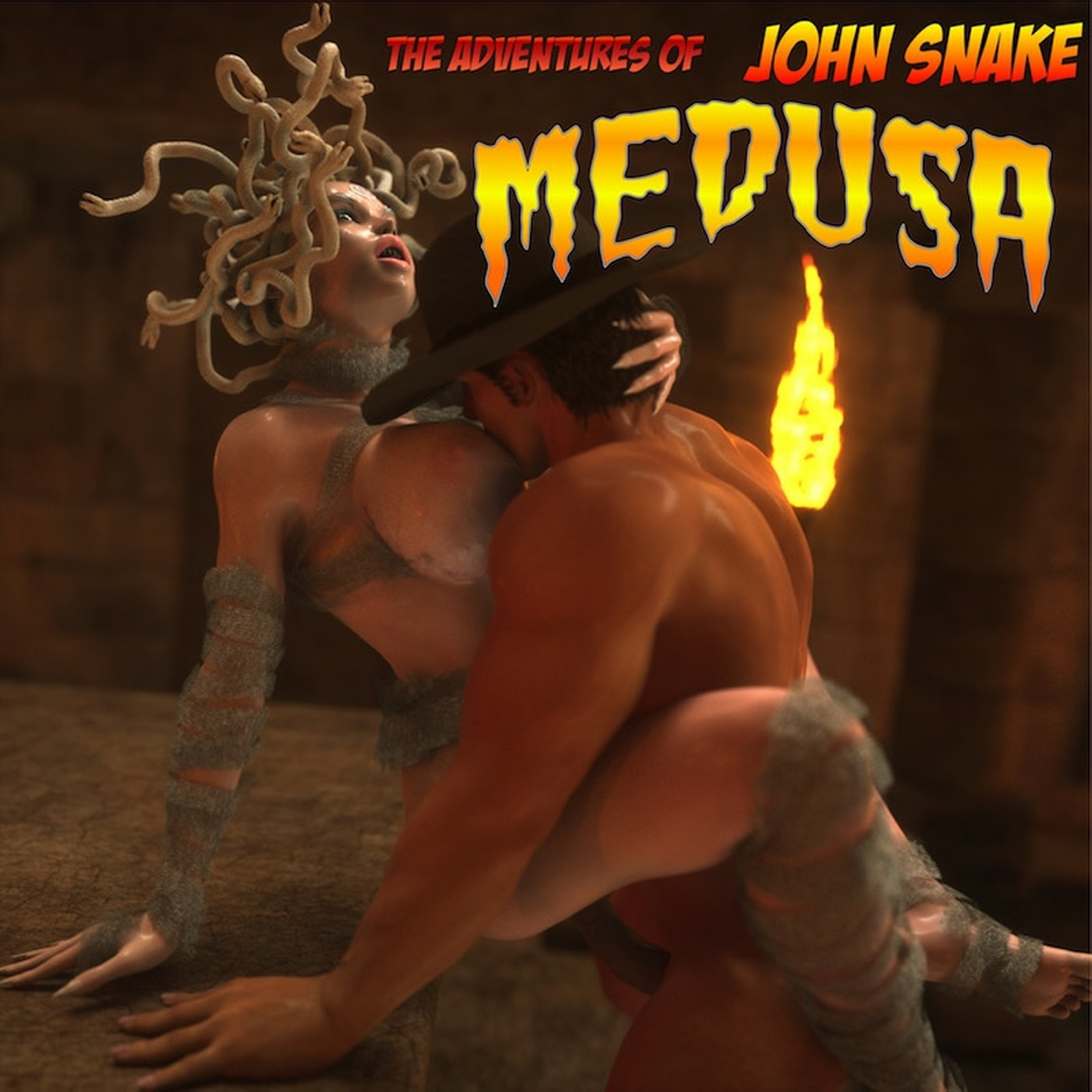 Namijr- The Adventures of John Snake Medusa image 1