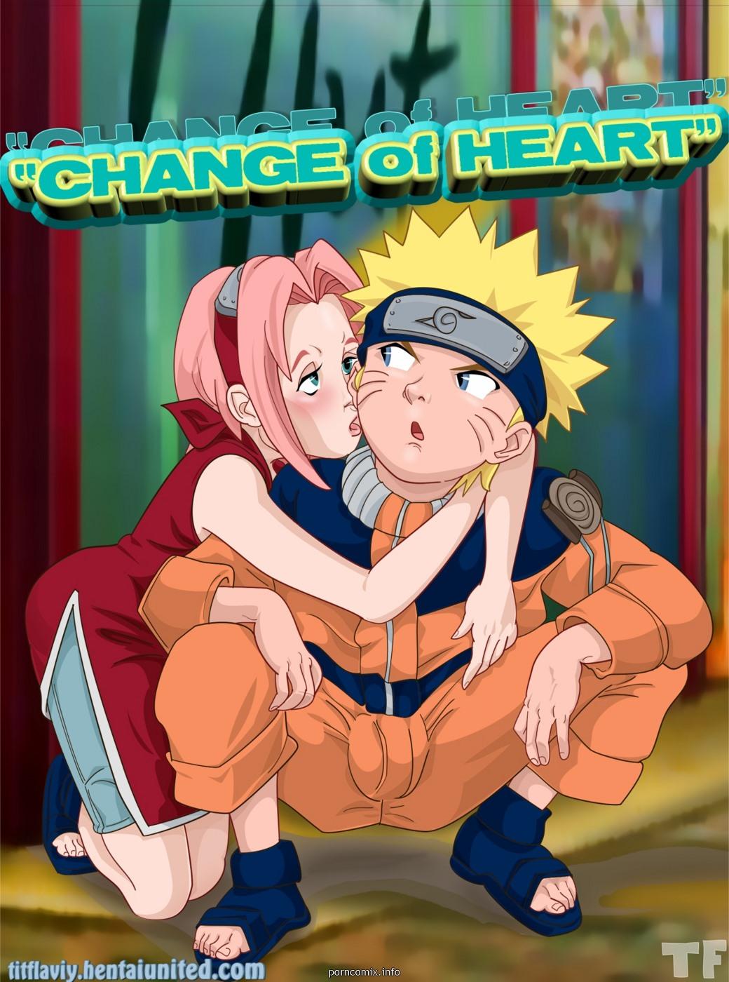 Porn Comics - Naruto -Change Of Heart porn comics 8 muses