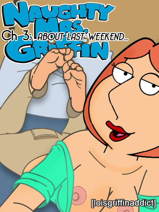 Porn Comics - Naughty Mrs. Griffin 3- About Last Weekend porn comics 8 muses