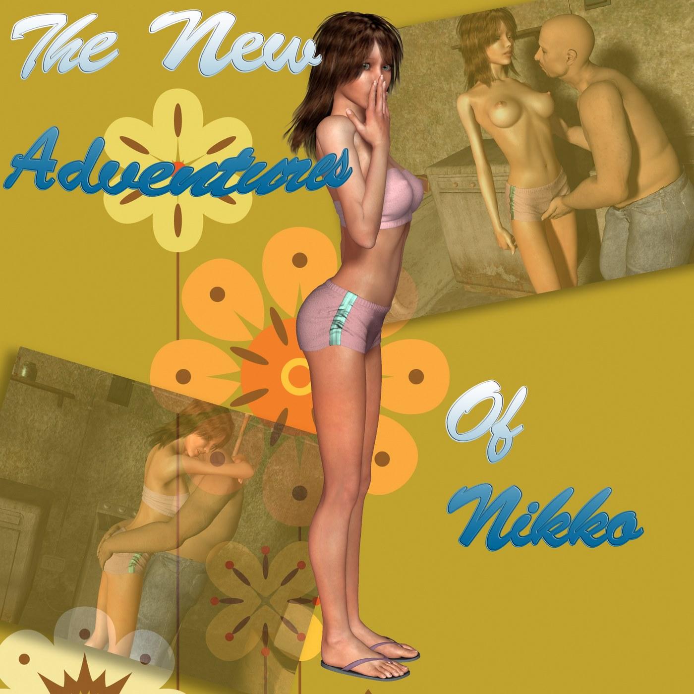 Porn Comics - New Adventures of Nikko porn comics 8 muses