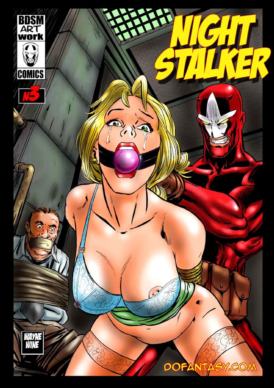 Porn Comics - Night Stalker 3- Fansadox Collection 91 porn comics 8 muses