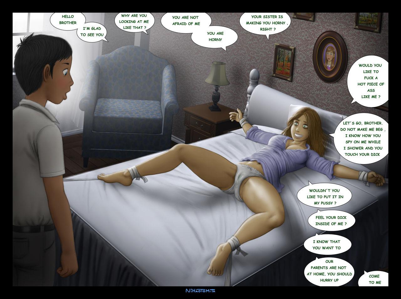 Porn Comics - Nihaotomita- The Possession porn comics 8 muses