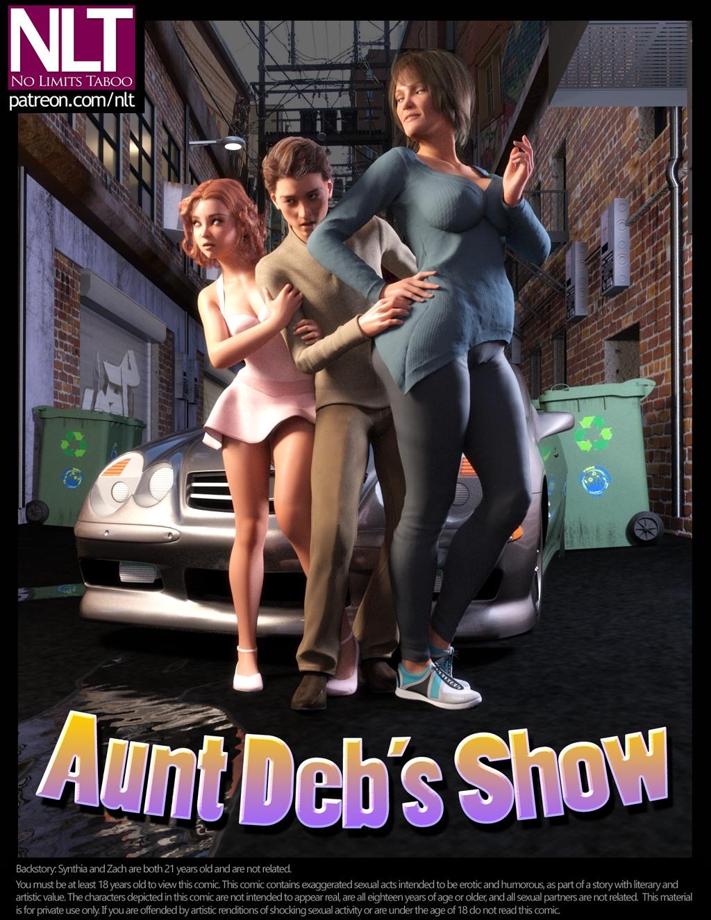 Porn Comics - NLT Media- Aunt Deb's Show porn comics 8 muses
