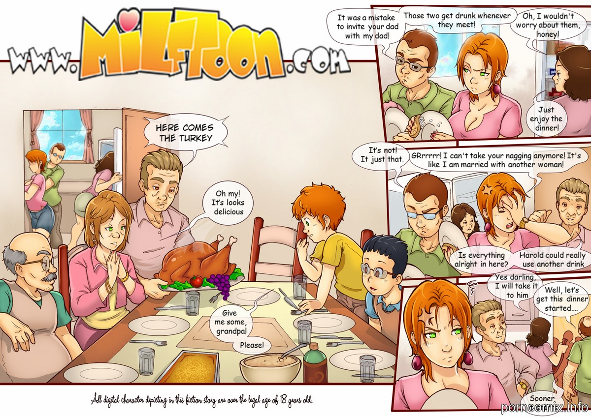 Porn Comics - No More Bowling porn comics 8 muses