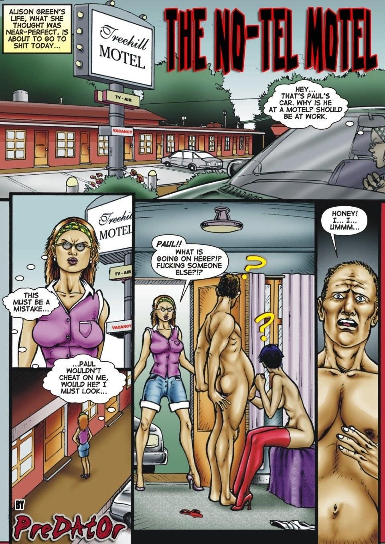Porn Comics - Notel Motel porn comics 8 muses